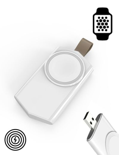 ALX-WTCUSB Smart Watch Charger USB Portable