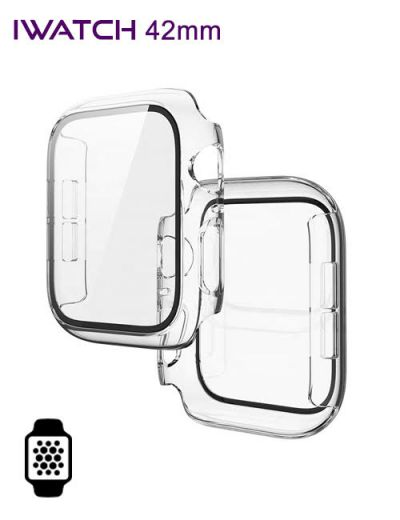 Apple watch protector 42mm Clear