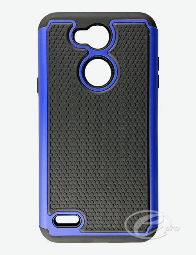LG X Power 3 Blue Duo protector case