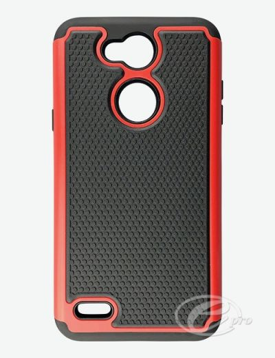 LG X Power 3 Red Duo protector case