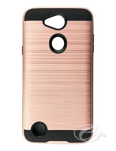 Case Fusion LG X Power 3 Rose Gold
