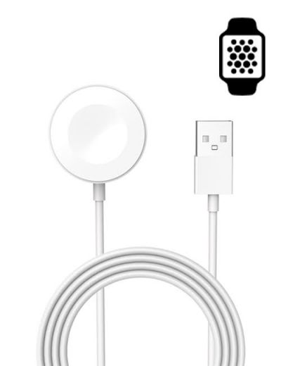 ALX-WTCUSB1 Smart Watch Charger USB Portable Magnetic Charging Cable
