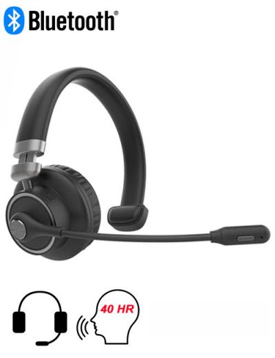 ALX-M97 Trucker Bluetooth Headset  with Microphone