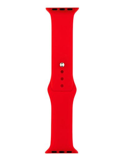 Apple watch red sport band 42/44mm