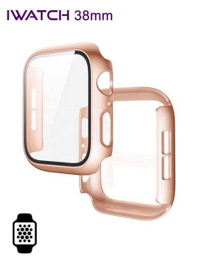 Apple watch protector 38mm Rose Gold