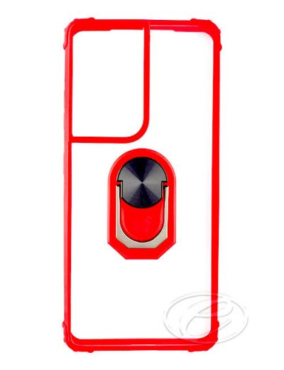 Samsung S21 Ultra 5G Red Ring case