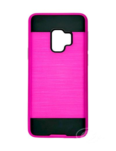 Samsung S9+ Hot Pink Fusion case
