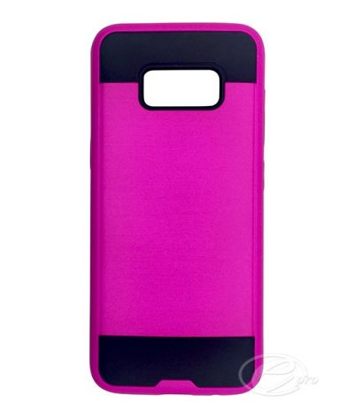 Samsung S8+ Hot Pink Fusion case