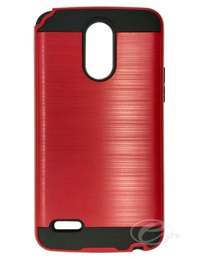 Case Fusion LG Stylo 3 Plus Red
