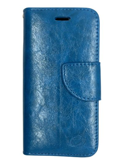 Premium Teal Wallet case for iPhone XR