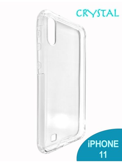 iPhone 11 Clear Crystal case