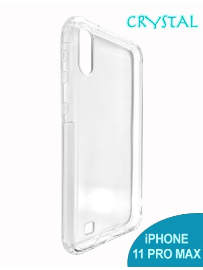 iPhone 11 Pro Max Clear Crystal case