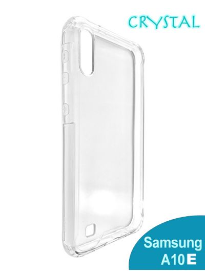 Samsung A10e Clear Crystal case