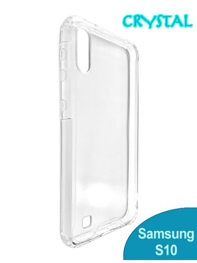 Samsung S10 Clear Crystal case