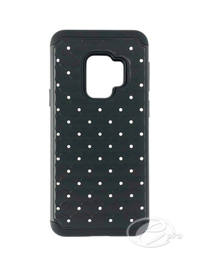 Samsung A8 Black Bling case