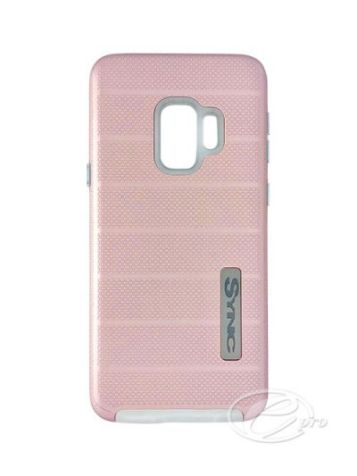 Samsung S9 Rose Gold SYNC case