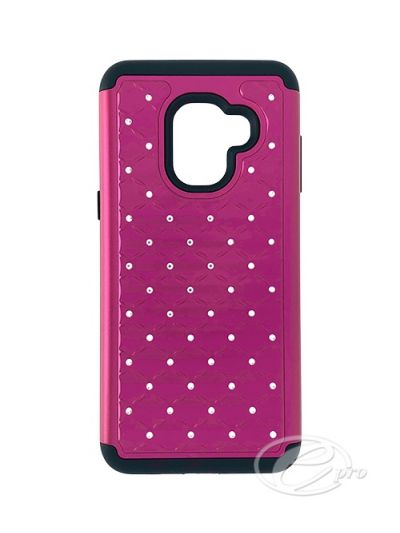 Samsung S9 Pink Bling case
