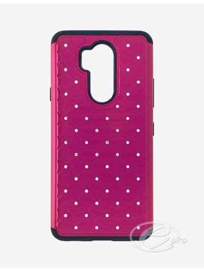 LG G7 ThinQ/LG G7 One  Pink Bling case