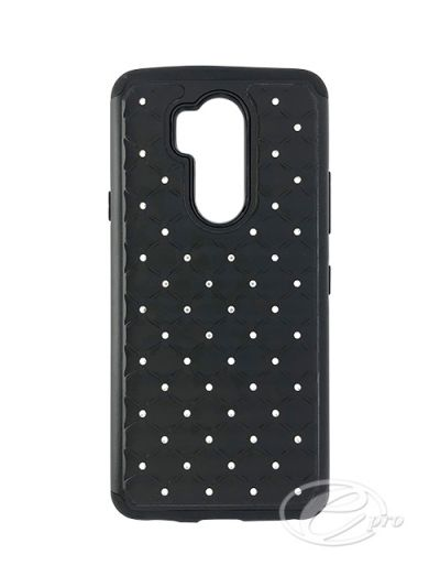 LG G7 ThinQ/LG G7 One  Black Bling case