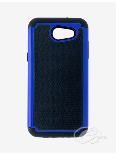 Samsung J3 Prime Blue Duo protector case