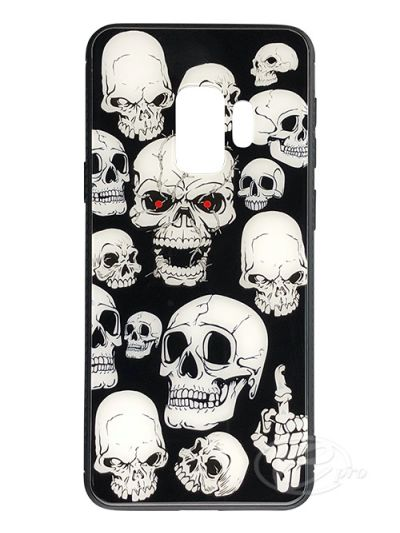 Samsung S9+ Skeleton Glaze case