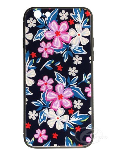 iPhone 6/6S Flower Glaze case