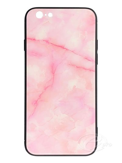 iPhone 7/8 Pink Marble Glaze case