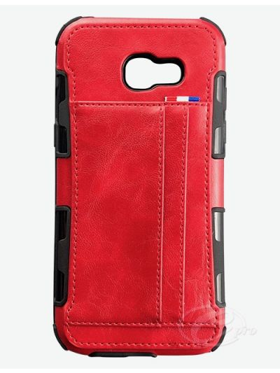 Samsung A8 Boca Red case