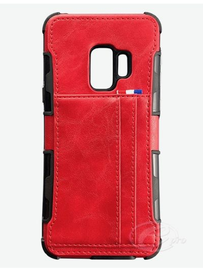Samsung S9+ Boca Red case