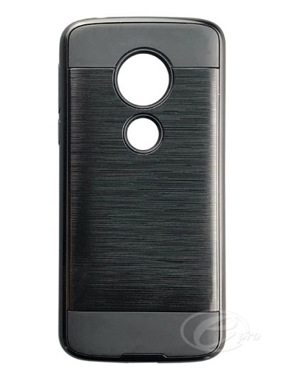 Motorola G6 Play Black Fusion case