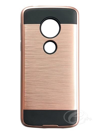 Motorola G6 Play Rose Gold Fusion case