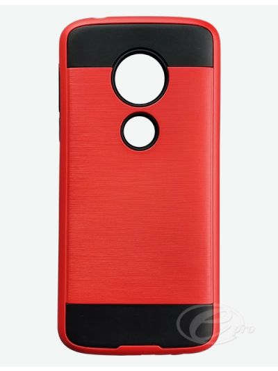 Motorola G6 Play Red Fusion case