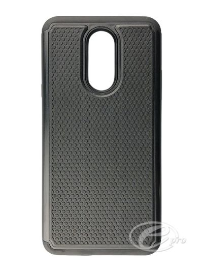 LG Stylo Q Plus Black Duo protector case