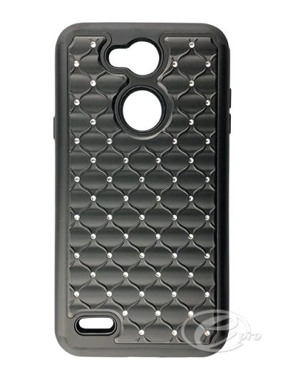 LG X Power 3 Black Bling case