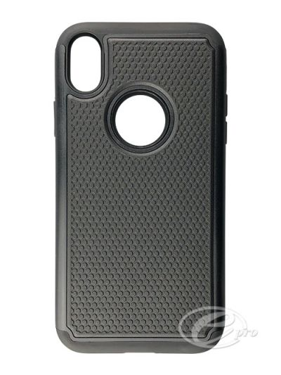iPhone X/XS Black Duo protector case