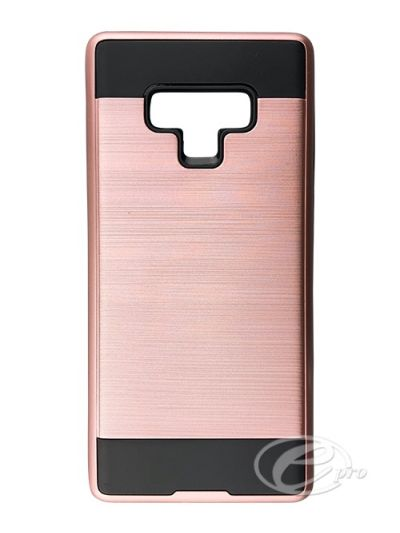 Samsung Note 9 Rose Gold Fusion case