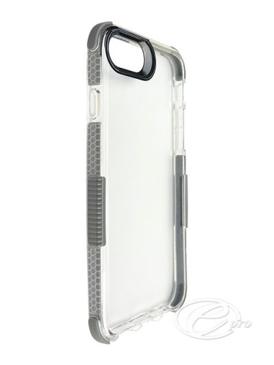 iPhone 6/6S/7/8 Grey Flex Gel case