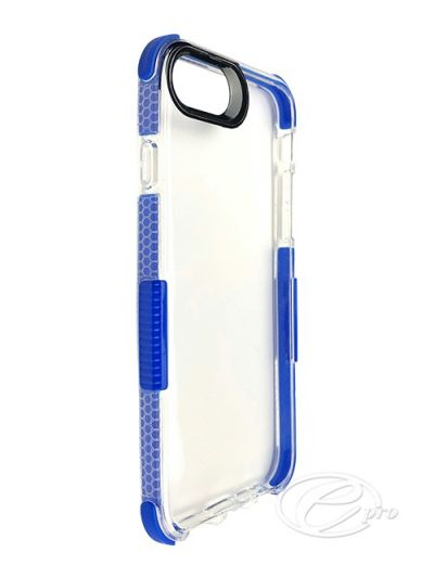 iPhone 6/6S/7/8 Blue Flex Gel case