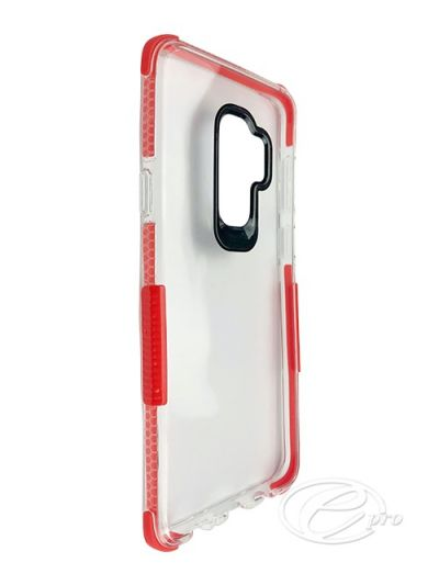 Samsung S9+ Red Flex Gel case