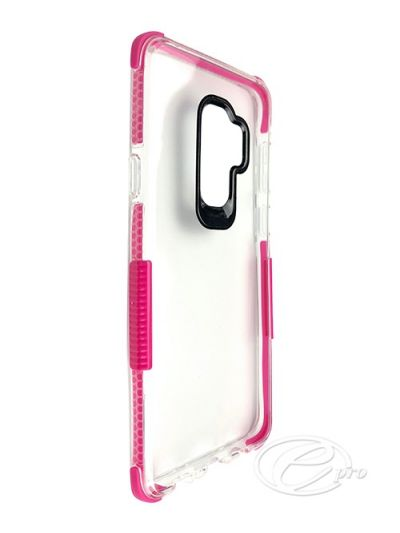 Samsung S9+ Pink Flex Gel case