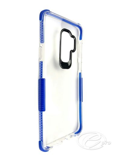 Samsung S9+ Blue Flex Gel case