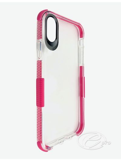 iPhone XS Max Pink Flex Gel case