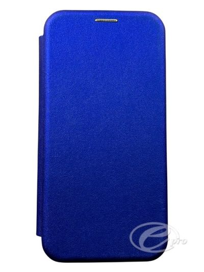 iPhone XR ION Blue slim wallet case