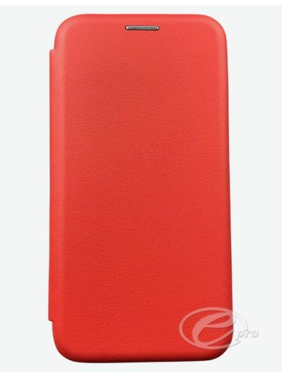 iPhone XR ION Red slim wallet case