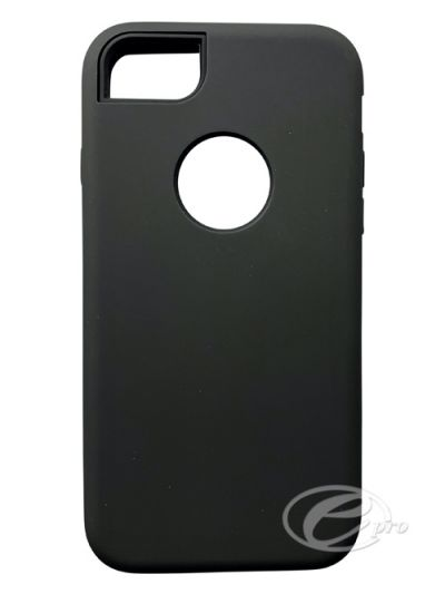 iPhone 7/8 Black Triple protection case