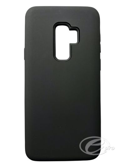 Samsung S9 Plus Black Triple protection case