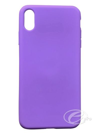 iPhone XS Max Light Purple TPU case
