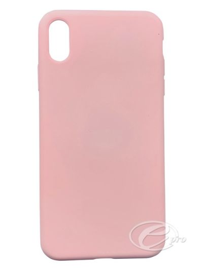 iPhone XS Max Light Pink TPU case