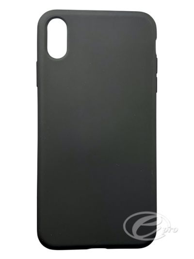 iPhone XS Max Black TPU case