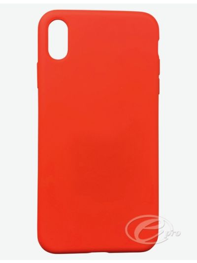 iPhone XS Max Red TPU case